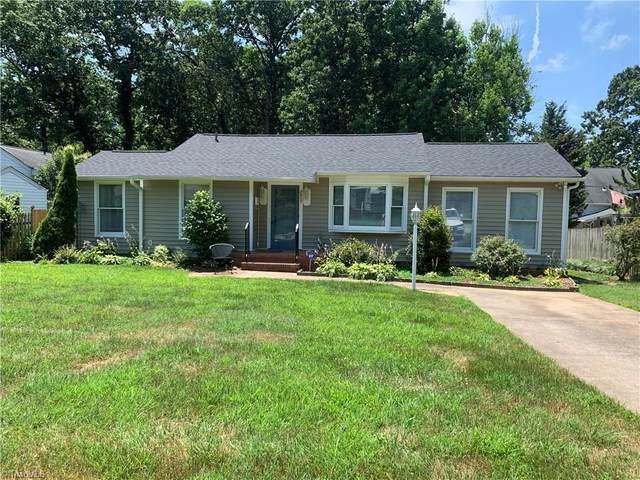 2807 Rockwood Road, Greensboro, NC 27408 (MLS #984296) :: HergGroup Carolinas | Keller Williams