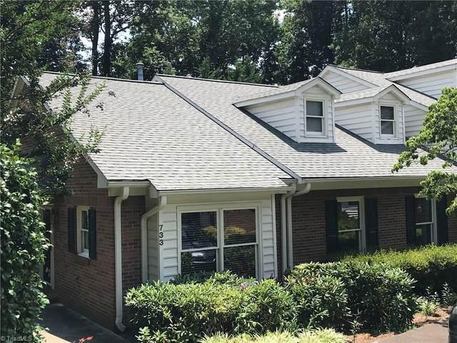 733 Polo Oaks Drive, Winston Salem, NC 27106 (MLS #984319) :: Berkshire Hathaway HomeServices Carolinas Realty