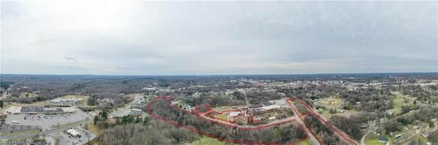 0 N Church Street, Lexington, NC 27292 (MLS #984321) :: Berkshire Hathaway HomeServices Carolinas Realty