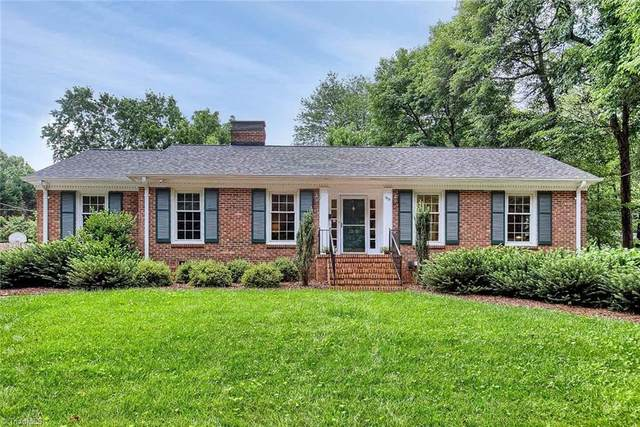 1515 Alderman Drive, Greensboro, NC 27408 (MLS #984324) :: HergGroup Carolinas | Keller Williams