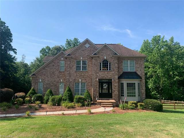 6520 Heron Point Court, Belews Creek, NC 27009 (MLS #984334) :: Ward & Ward Properties, LLC
