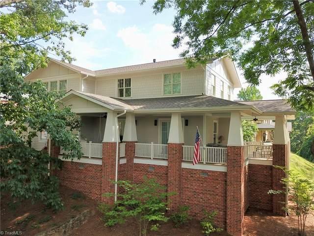 292 Glade View Court, Winston Salem, NC 27101 (MLS #984342) :: Berkshire Hathaway HomeServices Carolinas Realty
