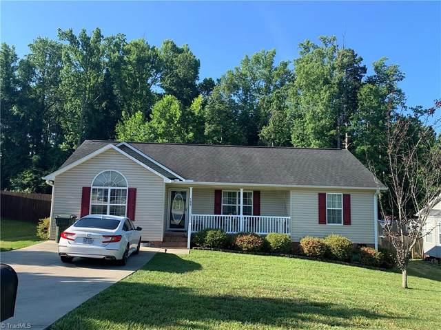 105 Battle Drive, Thomasville, NC 27360 (#984345) :: Premier Realty NC
