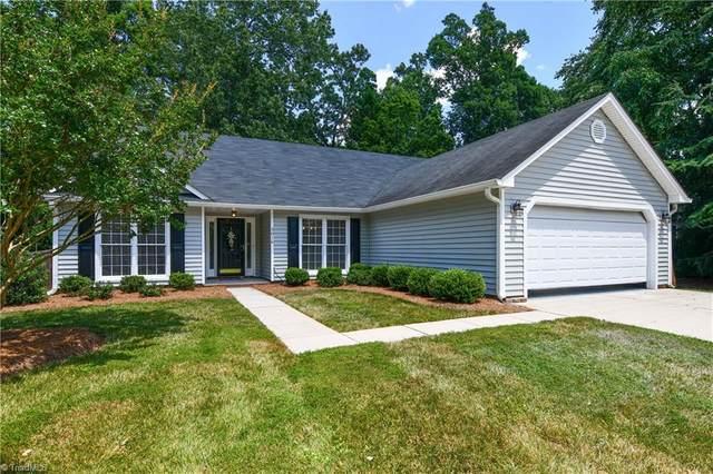 3016 Southampton Drive, Jamestown, NC 27282 (MLS #984352) :: Berkshire Hathaway HomeServices Carolinas Realty
