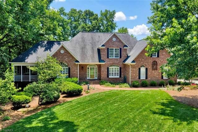 614 Wigeon Drive, Greensboro, NC 27455 (MLS #984354) :: Ward & Ward Properties, LLC