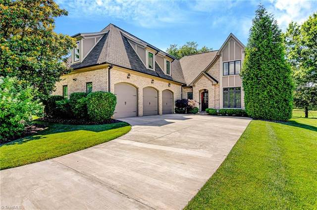 27 Carlson Terrace, Greensboro, NC 27410 (MLS #984373) :: HergGroup Carolinas | Keller Williams