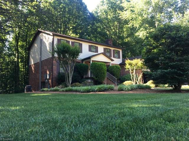 1712 Bearhollow Road, Greensboro, NC 27410 (MLS #984387) :: Berkshire Hathaway HomeServices Carolinas Realty