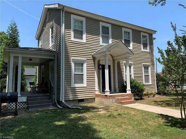 2100 Sherwood Street, Greensboro, NC 27403 (#984398) :: Premier Realty NC