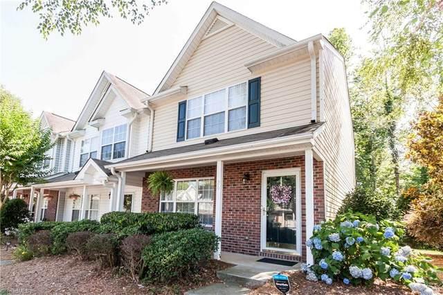26 Tannenbaum Circle, Greensboro, NC 27410 (MLS #984411) :: Berkshire Hathaway HomeServices Carolinas Realty