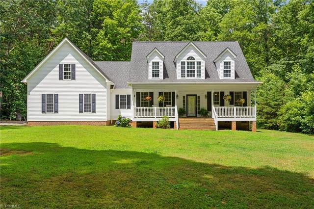 7805 French Drive, Browns Summit, NC 27214 (MLS #984418) :: Lewis & Clark, Realtors®