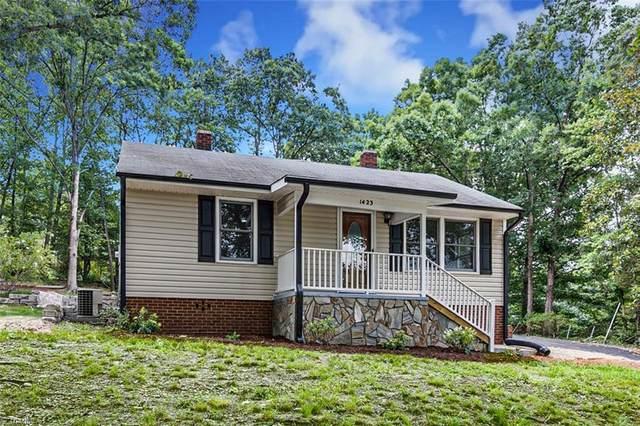 1423 Old Farmer Road, Asheboro, NC 27205 (MLS #984445) :: Berkshire Hathaway HomeServices Carolinas Realty