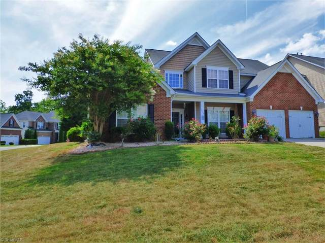 3535 Glenfield Lane, Clemmons, NC 27012 (MLS #984466) :: Ward & Ward Properties, LLC