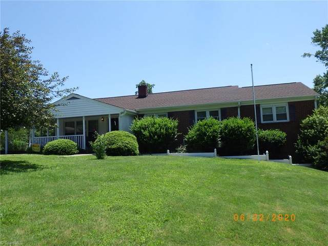 257 Reese Road, High Point, NC 27265 (MLS #984474) :: Berkshire Hathaway HomeServices Carolinas Realty