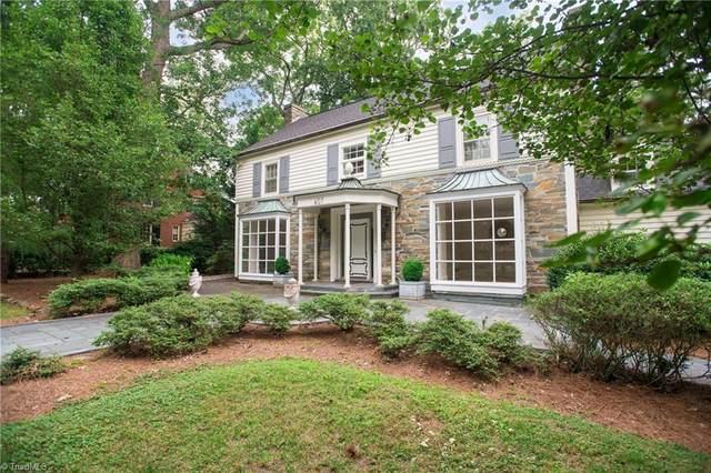 407 Hillcrest Drive, High Point, NC 27262 (MLS #984495) :: Ward & Ward Properties, LLC