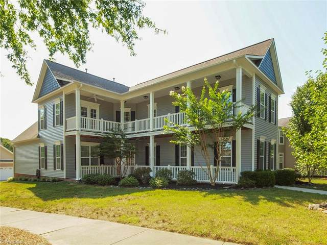 136 Sweetwater Circle, Advance, NC 27006 (MLS #984497) :: Berkshire Hathaway HomeServices Carolinas Realty