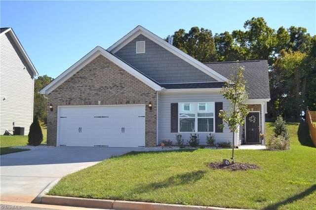5129 Foxworth Drive Lot 33, Greensboro, NC 27406 (MLS #984570) :: Ward & Ward Properties, LLC