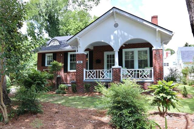 338 Fountain Place, Burlington, NC 27215 (MLS #984585) :: Lewis & Clark, Realtors®