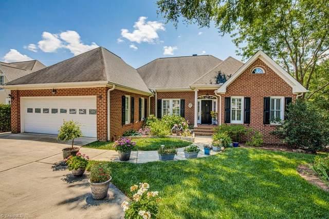 102 River Hill Drive, Bermuda Run, NC 27006 (MLS #984621) :: Berkshire Hathaway HomeServices Carolinas Realty