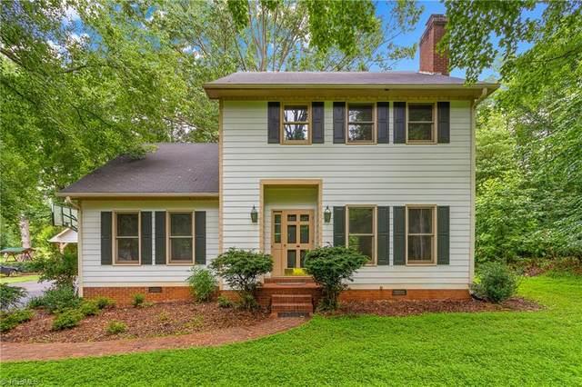 2295 Trammel Terrace, Winston Salem, NC 27106 (#984633) :: Premier Realty NC