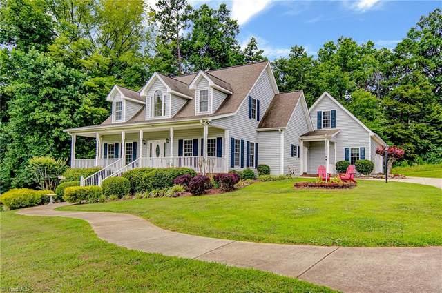600 Copperfield Lane, Lexington, NC 27292 (MLS #984641) :: Ward & Ward Properties, LLC