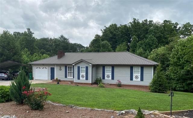 172 Basswood Terrace, Wilkesboro, NC 28697 (MLS #984647) :: Berkshire Hathaway HomeServices Carolinas Realty