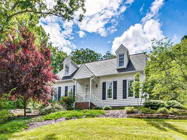 1077 Amity Road, Asheboro, NC 27203 (MLS #984650) :: Ward & Ward Properties, LLC