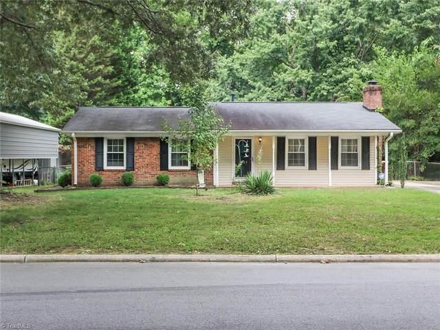 2803 Regents Park Lane, Greensboro, NC 27455 (MLS #984657) :: HergGroup Carolinas | Keller Williams
