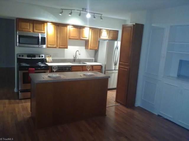 1101 Elm Street #408, Greensboro, NC 27401 (MLS #984658) :: Ward & Ward Properties, LLC