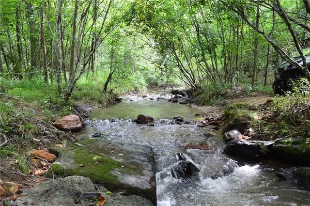 0 White Rock Road, Thurmond, NC 28683 (MLS #984662) :: Berkshire Hathaway HomeServices Carolinas Realty