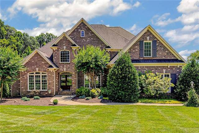 6248 Stanback Court, Summerfield, NC 27358 (MLS #984679) :: Berkshire Hathaway HomeServices Carolinas Realty