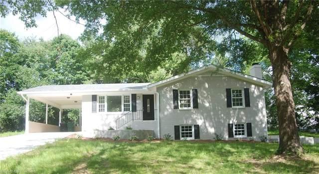 718 Old Mill Road, High Point, NC 27265 (MLS #984689) :: HergGroup Carolinas | Keller Williams