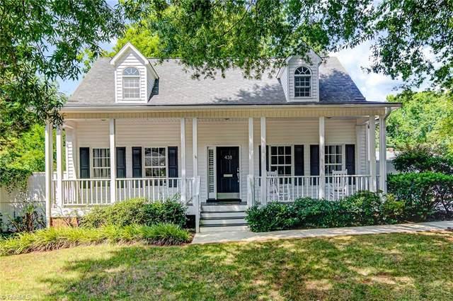 438 Wiley Avenue, Winston Salem, NC 27104 (MLS #984690) :: Berkshire Hathaway HomeServices Carolinas Realty