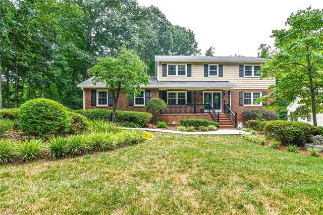 4505 Oakcliffe Road, Greensboro, NC 27406 (MLS #984707) :: Berkshire Hathaway HomeServices Carolinas Realty
