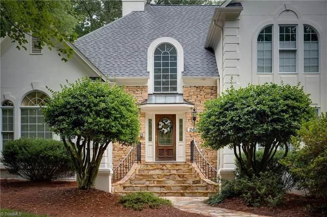 2601 Turner Grove Drive, Greensboro, NC 27455 (MLS #984717) :: HergGroup Carolinas | Keller Williams
