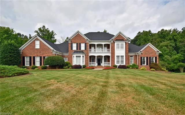 3910 White Hawk Lane, Winston Salem, NC 27106 (MLS #984718) :: Berkshire Hathaway HomeServices Carolinas Realty