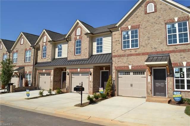 828 Silver Leaf Drive Lot 419, Winston Salem, NC 27103 (MLS #984730) :: Berkshire Hathaway HomeServices Carolinas Realty