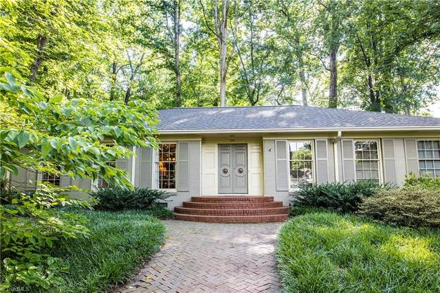 305 Kemp Road W, Greensboro, NC 27410 (MLS #984731) :: Berkshire Hathaway HomeServices Carolinas Realty