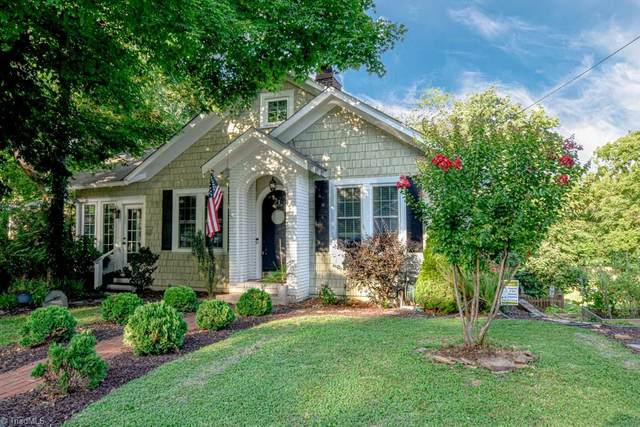833 Lockland Avenue, Winston Salem, NC 27103 (MLS #984737) :: Berkshire Hathaway HomeServices Carolinas Realty