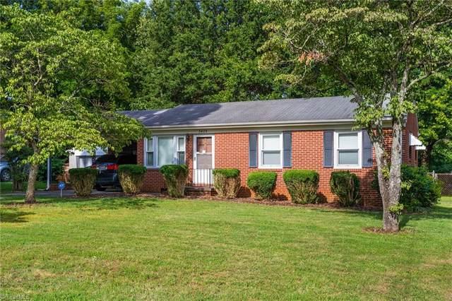 3425 Wichita Place, Greensboro, NC 27405 (MLS #984749) :: Berkshire Hathaway HomeServices Carolinas Realty