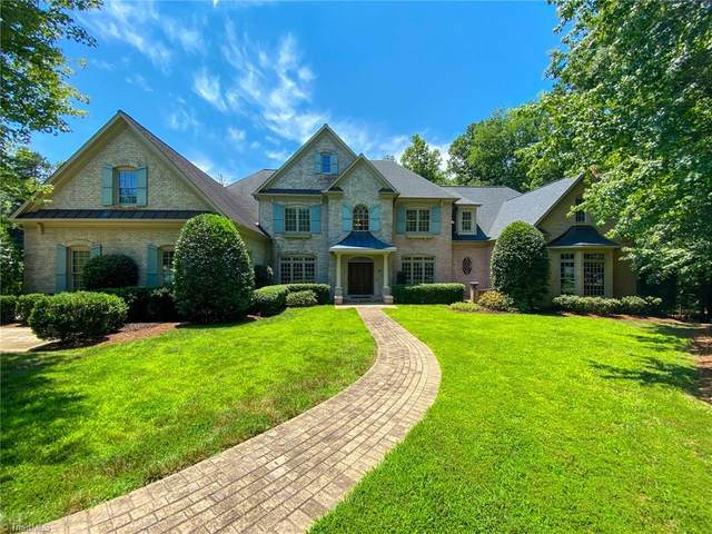 8 Captains Point, Greensboro, NC 27455 (#984750) :: Premier Realty NC