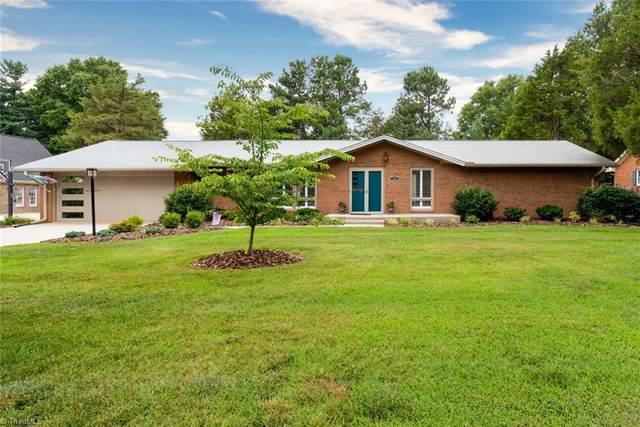 405 Guilford Road, Jamestown, NC 27282 (MLS #984765) :: Berkshire Hathaway HomeServices Carolinas Realty