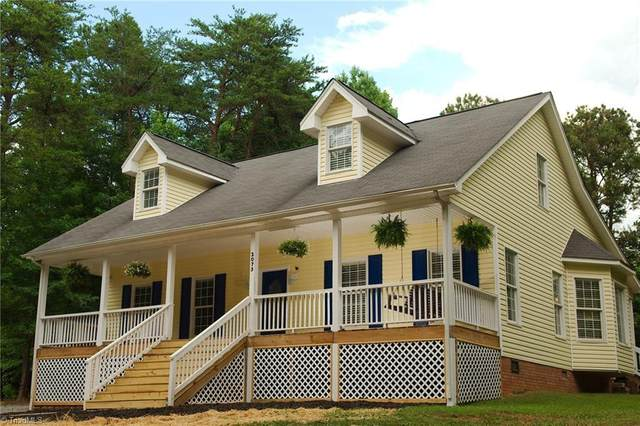 2073 Rayle Farm Road, Pleasant Garden, NC 27313 (MLS #984769) :: Lewis & Clark, Realtors®