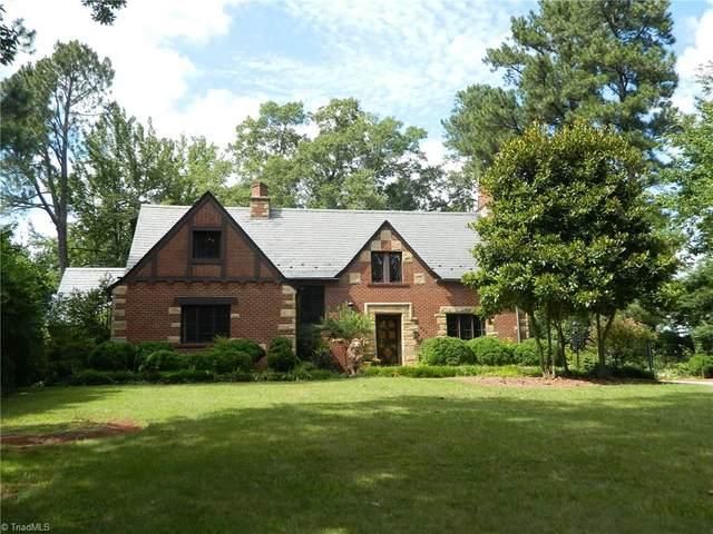 808 W Farriss Avenue, High Point, NC 27262 (MLS #984773) :: Ward & Ward Properties, LLC