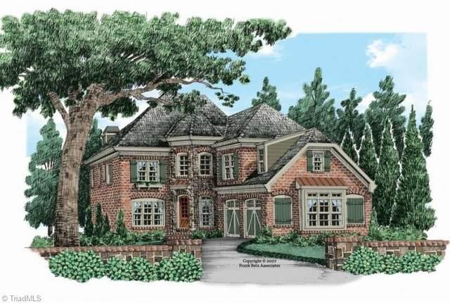 1927 Otter Creek Drive, Whitsett, NC 27377 (MLS #984790) :: Ward & Ward Properties, LLC