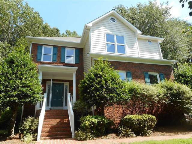 4603 Norsaw Court, Greensboro, NC 27410 (#984798) :: Premier Realty NC