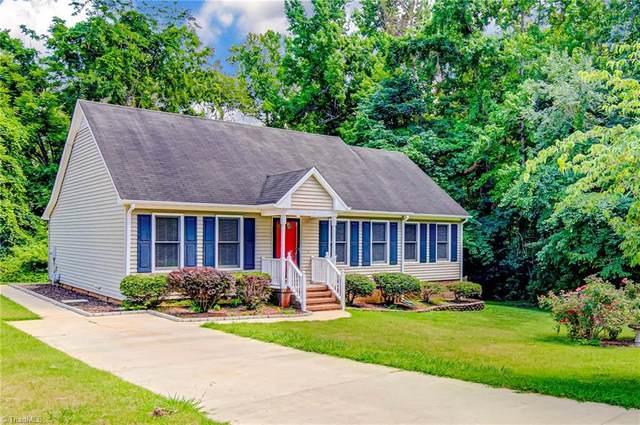 1009 Lashley Park Drive, Gibsonville, NC 27249 (MLS #984804) :: Berkshire Hathaway HomeServices Carolinas Realty