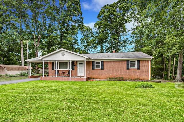 5172 Ridgeview Road, Archdale, NC 27263 (MLS #984815) :: Berkshire Hathaway HomeServices Carolinas Realty