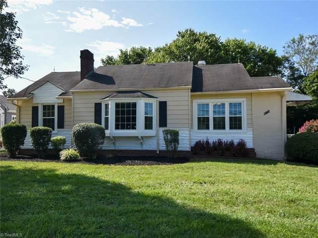 4116 Kernersville Road, Winston Salem, NC 27107 (MLS #984820) :: Berkshire Hathaway HomeServices Carolinas Realty