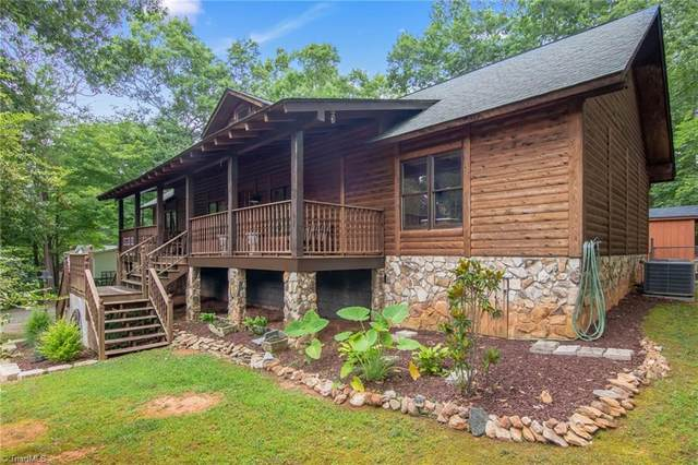 1558 Hunters Woods Drive, Trinity, NC 27370 (MLS #984835) :: Berkshire Hathaway HomeServices Carolinas Realty