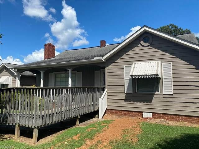 1355 Old Linwood Road, Lexington, NC 27292 (MLS #984840) :: Berkshire Hathaway HomeServices Carolinas Realty